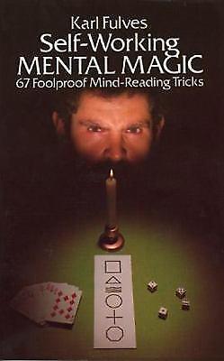 Mind reading magic tricks book