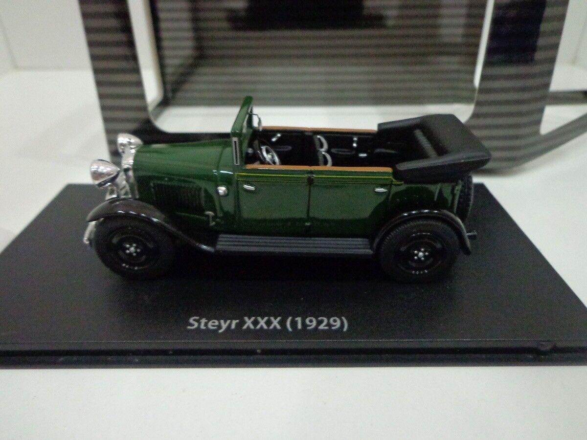 スティールXXX 1929オートカルト1 / 43オートカルト