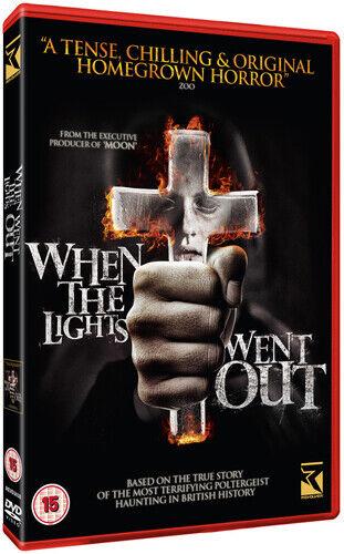 When the Lights Went Out DVD (2013) Kate Ashfield, Holden (DIR) cert 15