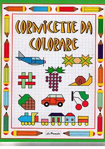 Per bimbi di 3-6 anni con 76 adesivi Coloriamo gli animali del circo