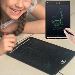 Schreibtafel-Maltafel-Kindertafel-Schreiblernhilfe-Zeichenbrett-Memo-Lcd-Tafel