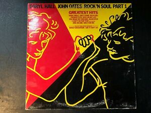 DARYL-HALL-JOHN-OATES-ROCK-039-N-SOUL-PART-1-Vinyl-LP-RCA-1983-VG-CONDITION