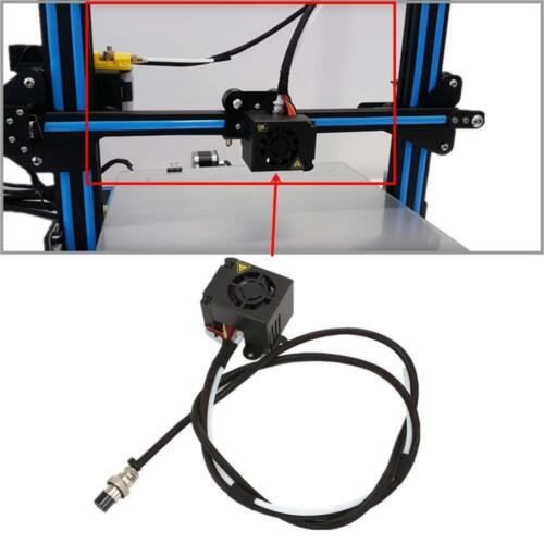 MK8 Extruder Sets 0.4mm Nozzle Extruder Hot End Kits  For CR-10 //CR10S//S5