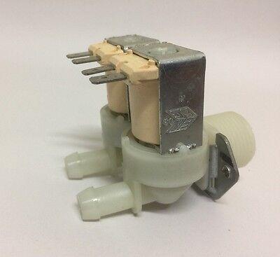GENUINE SAMSUNG WASHING MACHINE DUAL INLET VALVE PART # DC62-00024F
