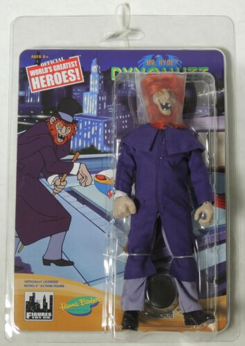 MAY1917 Best of Hanna-Barbera Hyde Rétro-style Action Figure-Figures Toy Co.