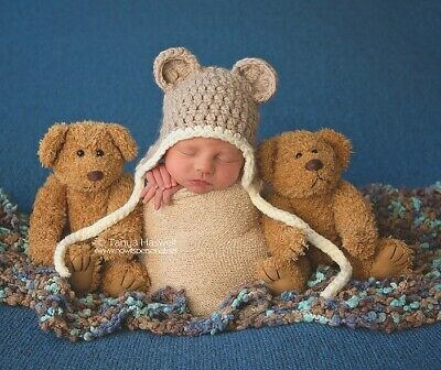 15 Crochet Teddy Bear Patterns | 336x400