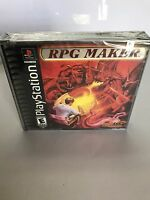 Playstation - Rpg Maker - Brand Sealed - Atlus