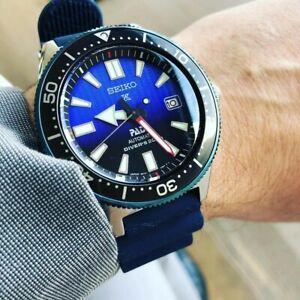 Seiko-Japan-Made-62MAS-SE-PADI-Blue-Dial-200M-Diver-039-s-Men-039-s-Watch