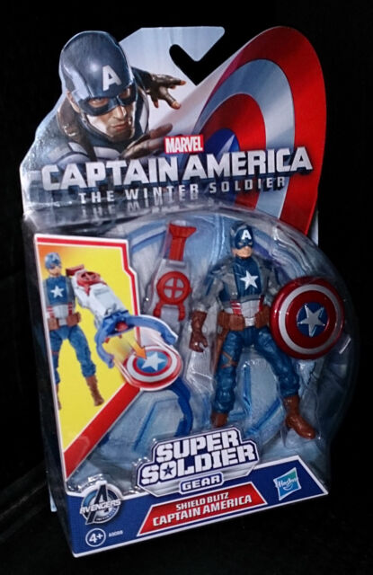Marvel (Universe) CAPTAIN AMERICA The Winter Soldier New! Shield Blitz Avengers