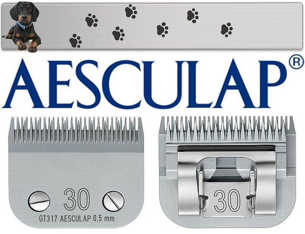 Aesculap - Moser - Choice - Easter - Andis Shaving Head Size 30 0,5 mm NEW