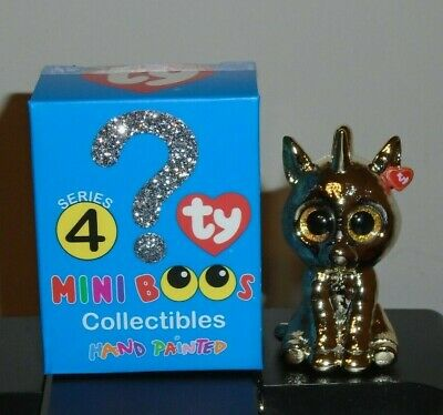 ty Mini Boos Collectibles Serie 4 Inky der Flamingo