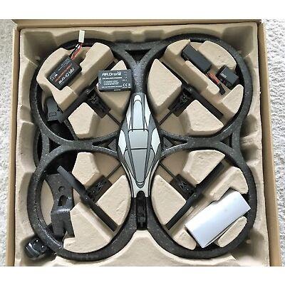 PARROT AR.Drone 1.0 Grün/Orange Quadcopter Quadrocopter