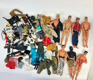 1990s-12-Action-Man-Figure-Doll-Weapons-Accessories-GI-Joe-M-amp-C-Formative-Lot-27