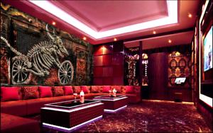 3D Animal Skeleton 754 Wall Paper Murals Wall Print Wall Wallpaper Mural AU Kyra