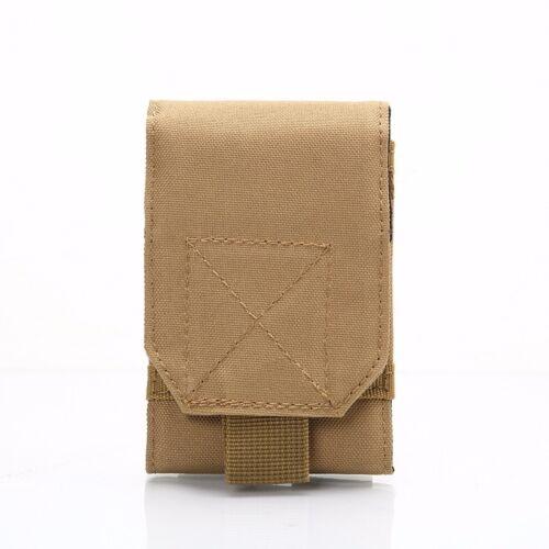 "Outdoor Waist Fanny Pack Belt Bag Camping Hiking 5.5/"" Pouch Wallet Phone Bag"