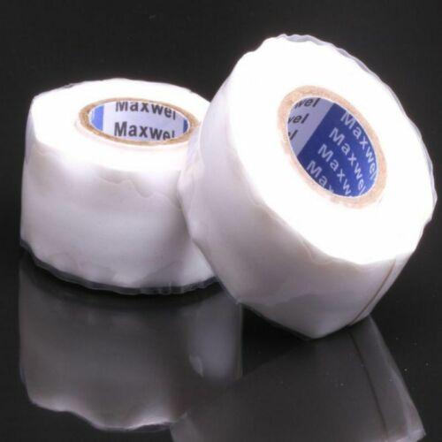 3m Super Strong Repair Tape Fiber Tape Waterproof Silicone Stop Leaks Seal Tape