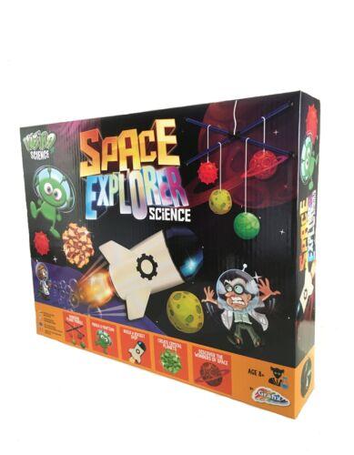 Weird Science Space Rocket Explorer Kids Science Experiments Activity Set
