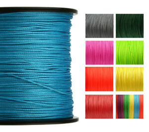 1000M-6-100lb-Tackle-Super-Braid-Fishing-Line-Strong-9-Color
