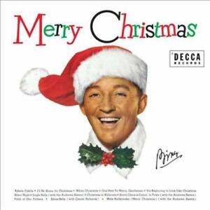 MERRY-CHRISTMAS-VINYL-BING-CROSBY-NEW-VINYL-RECORD