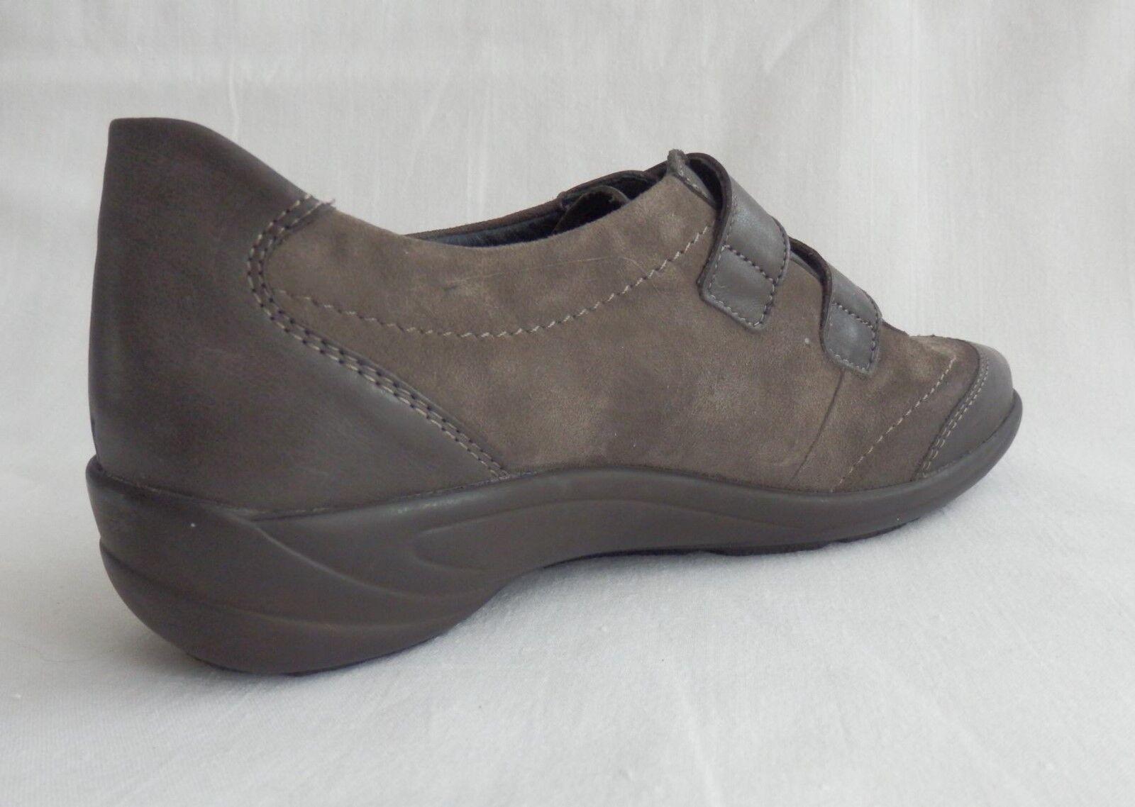 Semler Slipper Scarpe Velcro Velcro Scarpe Pelle 37 Fango Tg 37 Pelle (4), 37,5 (4   8af29f