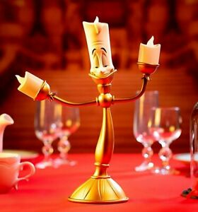 Official Disney Beauty and the Beast Lumiere Lamp