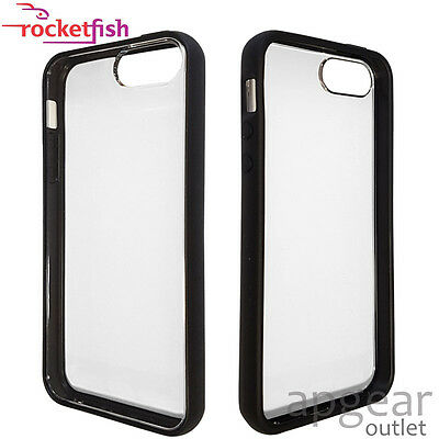 Genuine Rocketfish Rf-a5l2bs-e Black Frame Case Cover Iphone 5 5s Se Modern Design Cases, Covers & Skins Cell Phones & Accessories