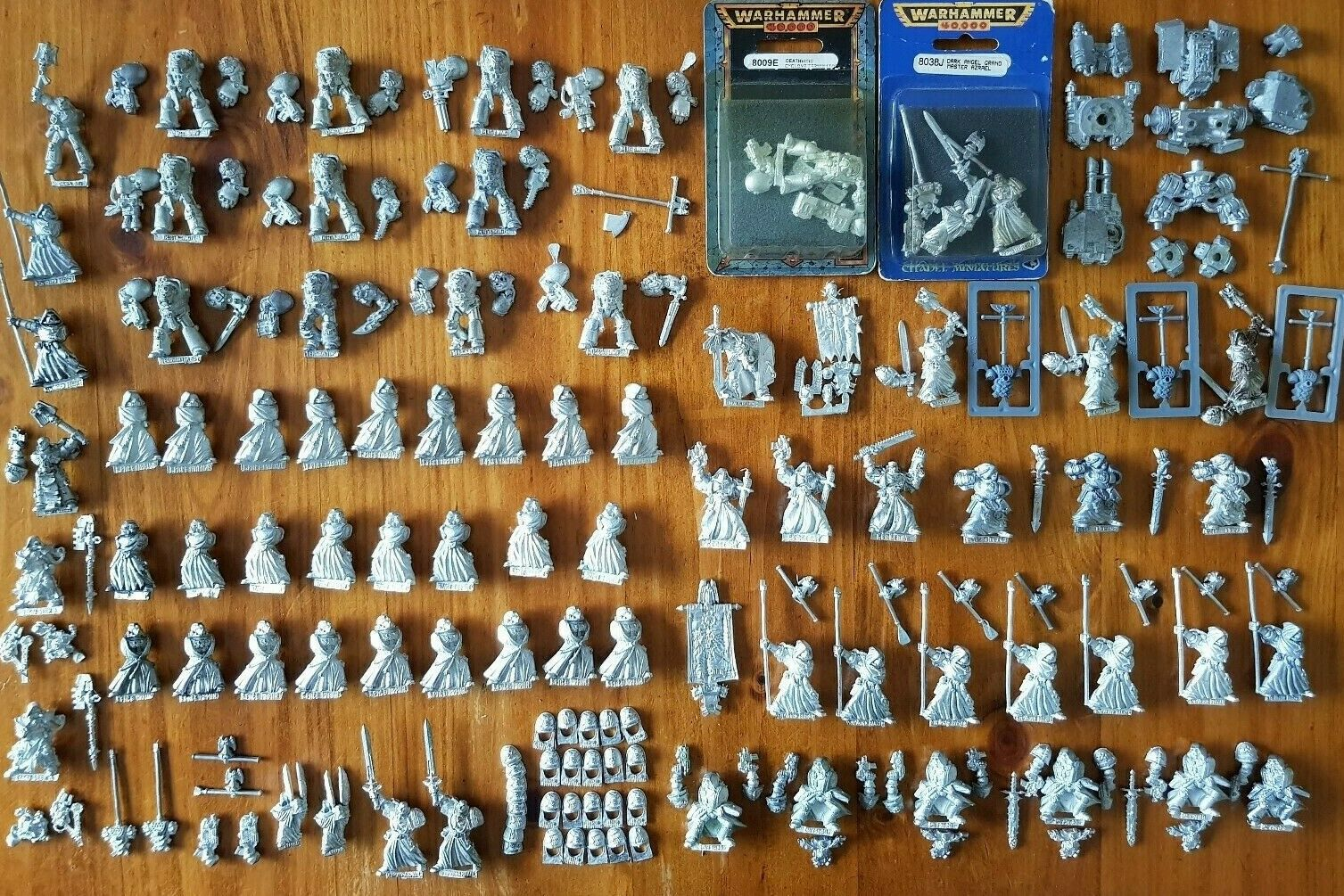 Huge Dark Angels Multi-listing of MINT Metal collectors models Scarce OOP