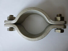 Rohrschelle Rohrbefestigung schwere Ausführung Durchmesser 58mm Neu