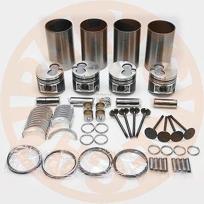 4LE1 Piston Ring set for Isuzu engine HITACHI EX55 45NX SUMITOMO SH55U excavator