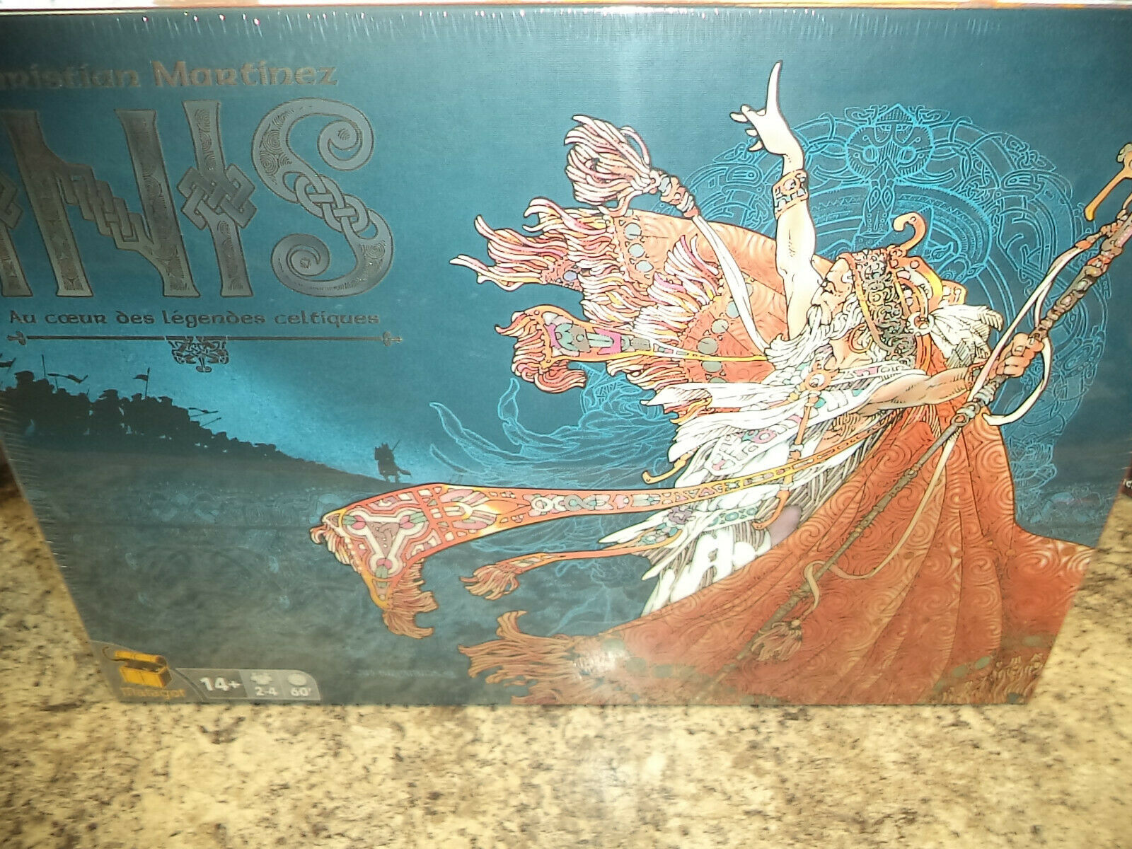 Inis - Board Game Asmodee Games New