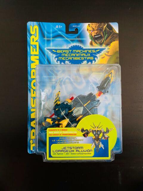 transformers beast machines jetstorm
