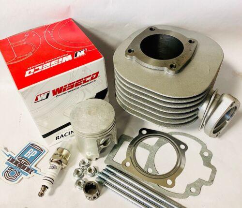 LT80 LT 80 LT-80 Big Bore Cylinder Top End Rebuild Kit Complete Wiseco Quadsport