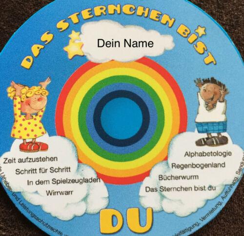 personalisiert K CD M Kinderlieder Das Sternchen bist du