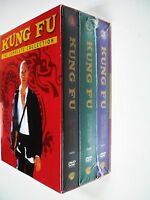 Kung Fu Season 1, 2 & 3 - Dvd The Complete Series Brand