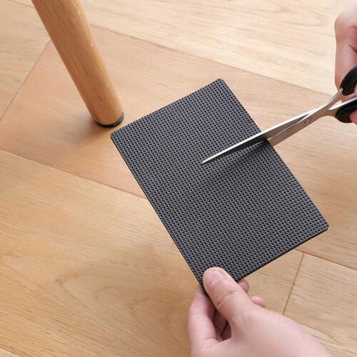 Selbstklebende Bodenschutz Stuhl Beinpolster Tisch Gummipad Füße Füße Kratzfest