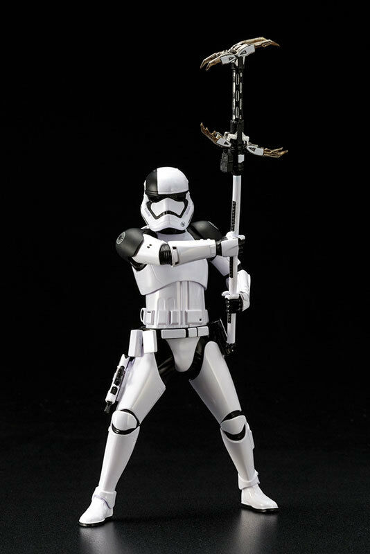 ARTFX Star Wars Last Jedi First Order Stormtrooper Executioner 1 10 Kotobukiya