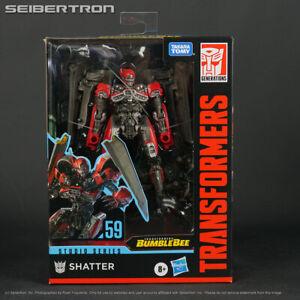 Transformers Studio Series Shatterjet Deluxe Class Bumblebee Movie #59