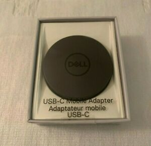 Details about NEW Dell USB-C to HDMI/VGA/Ethernet/USB 4K Mobile Adapter  DA300