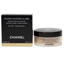 Chanel Poudre Universal Libre Polvo Suelto 20 Clair Translúcido 1-Caja Dañada