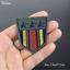 Patch-Toppa-Esercito-Militare-Military-AirBorne-AirForce-Ricamata-Termoadesiva Indexbild 4