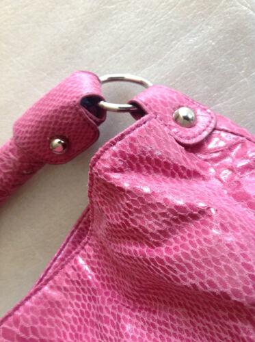 APART Tasche Handtasche Ledertasche Umhängetasche PINK neu 391743