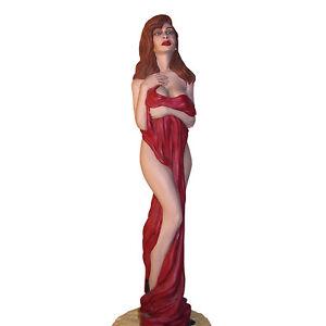 Details about DRF33 SAMANTHA, Dr Flintbone, 1:8 scale unpainted resin model  kit, Brand NEW