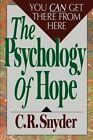 Psychology of Hope You Can Get Here From There by R C Snyder 9780743254441