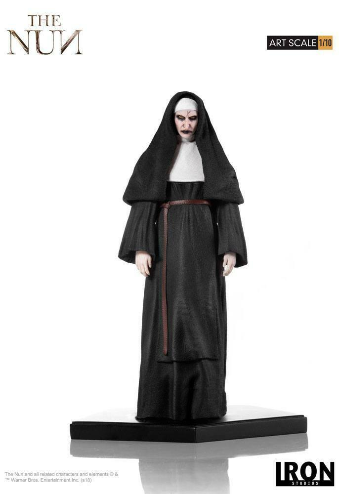 IRON STUDIO BDS ART THE NUN VALAK 1 10 SCALE 18cm STATUE NUOVO