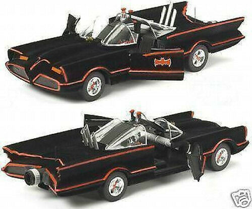 ORIGINALE 1966 Batmobile TV-Serie Batmobil in 1 18