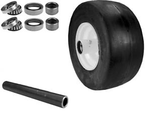 13x650x6 Caster Wheel 103-0065,103-5188,109-9127,633971,482504(g93) Facile à RéParer
