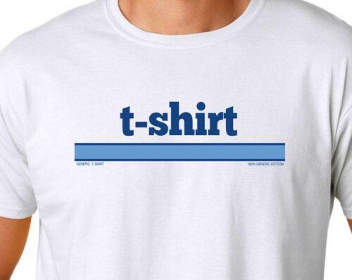 white t-shirt GENERIC BRAND