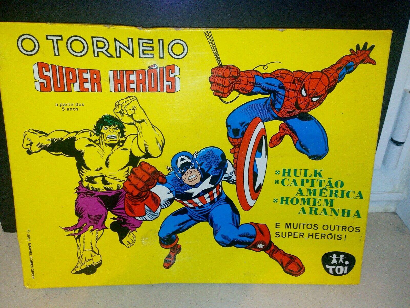 O Torneio Super Her 65533; 65533; is Board spel Toi förundras Super Heroes O öppnade material