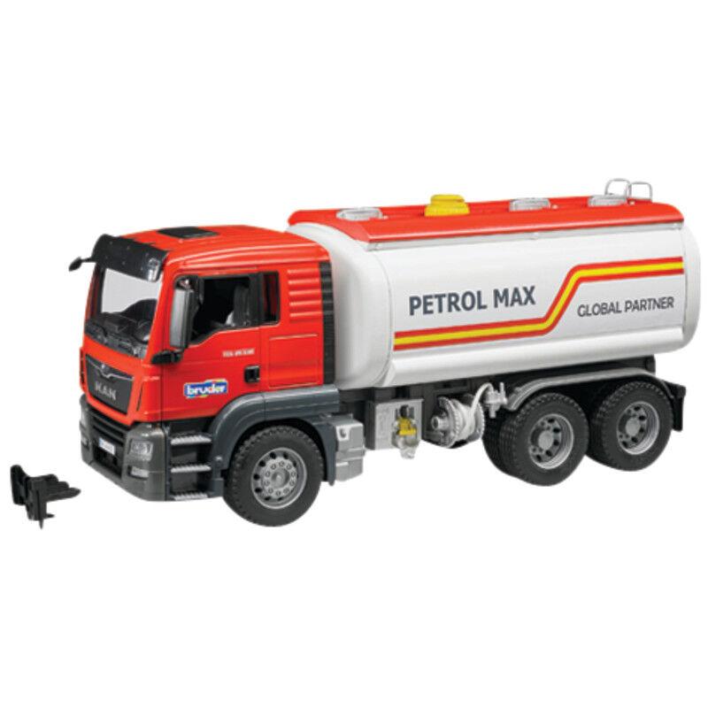 03775 Bruder MAN TGS Tankwagen Profi Serie für Innen und Außen
