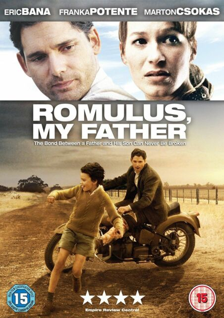 Romulus, My Father (15) (DVD, 2010) NEW SEALED
